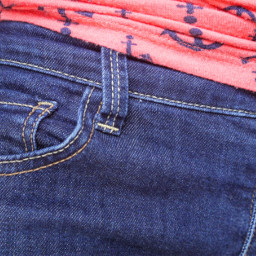 alphabetphotochallenge denim pocket pants independanceday