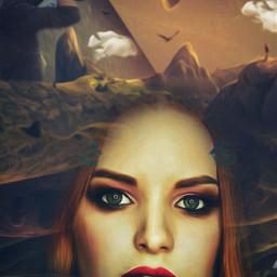freetoedit popfantasy surreal surrealism mountain irccreativity