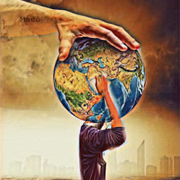 freetoedit desafio efeitos terra homem irccreativity