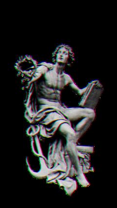 vaporwave statue statues aestetic sculpture sculpturesandstatutes freetoedit