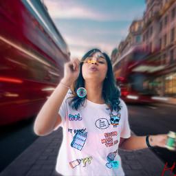 freetoedit londen blurry bus girl ircsummerfun