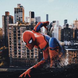 freetoedit myart marvel spiderman hollywood