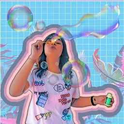 ircsummerfun summerfun bubbles stickers borders
