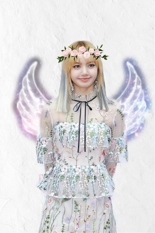 #lalisamanoban #blackpink #blink #angel