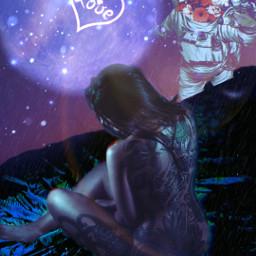 freetoedit getthemoon love nudeart beautifulwoman