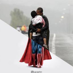 жизнь супергерой любовь красота ценность