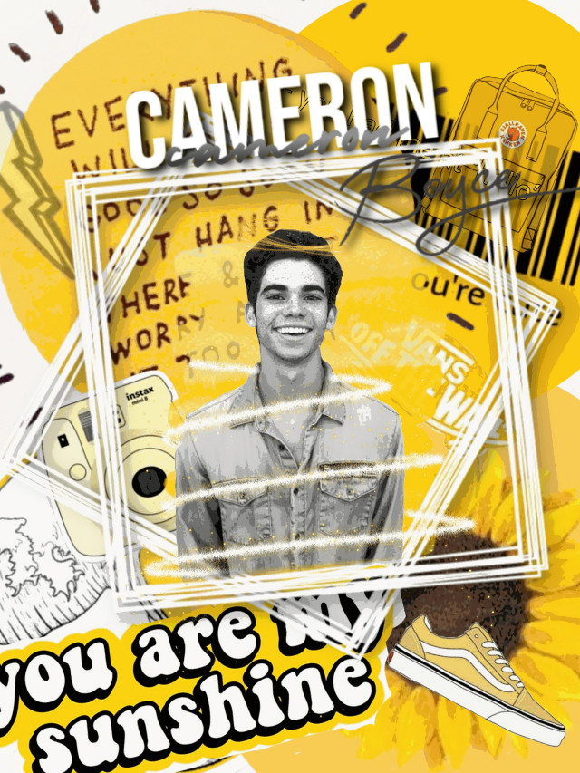 Cameron Boyce edit bc I love and miss him😭❤ He was literally my childhood and my first celebrity crush. He did well in the world and was ready for so much more. We love you Cameron❤❤ #freetoedit #cameronboyce #ripcameron #weloveyou