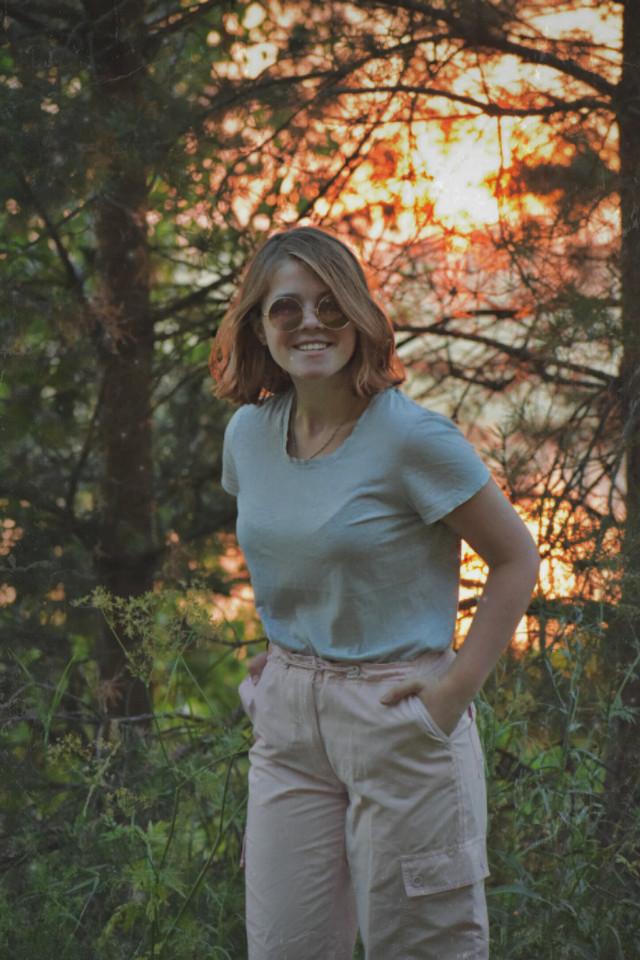 #природа #лес #озеро #девушка #лето2k19