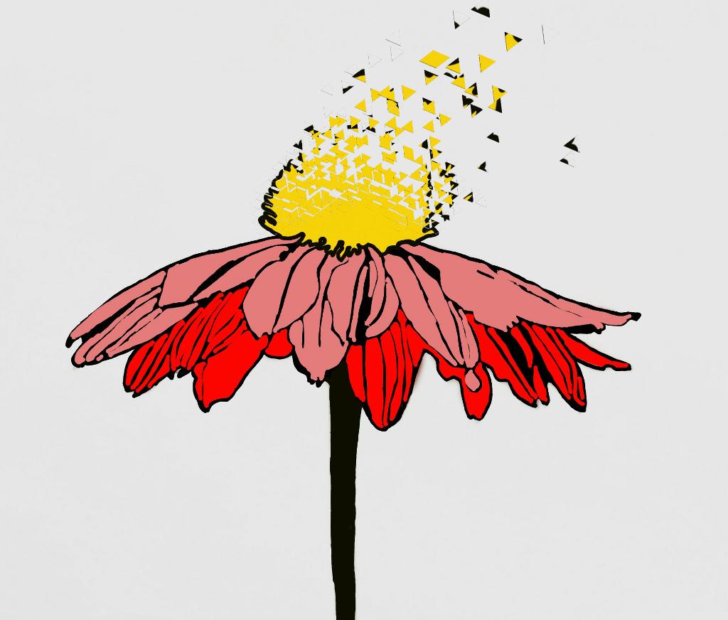 #freetoedit #flower#dispersion #dispersioneffect #yellow