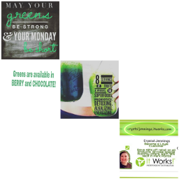 itworksgreens becomemyloyalcustomer freetoedit