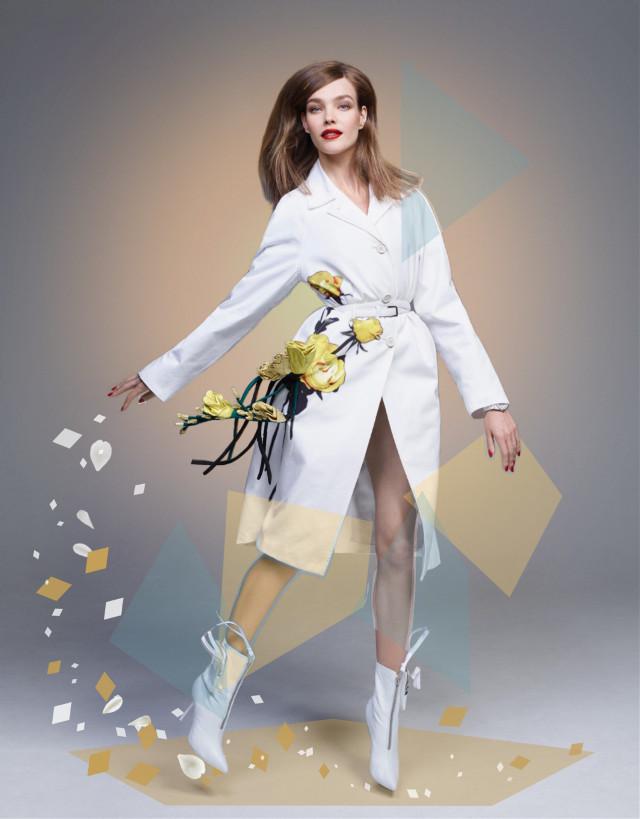 #sketch4 #madewithpicsart #freetoedit #coverofvoguechina #VogueChina #NataliaVodianova @VogueChina #picsart @picsart