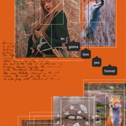 freetoedit lalisa blackpink kpop wallpaper