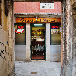 rythm touristic heartbeat. dimension venetian