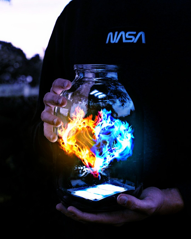IG: @mariann.artt follow please 😊#freetoedit #nasa_space_ship #visualsoflife #conceptart #artists