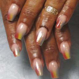nailprointhemaking ncnailtech colorfulnails nails acrylic