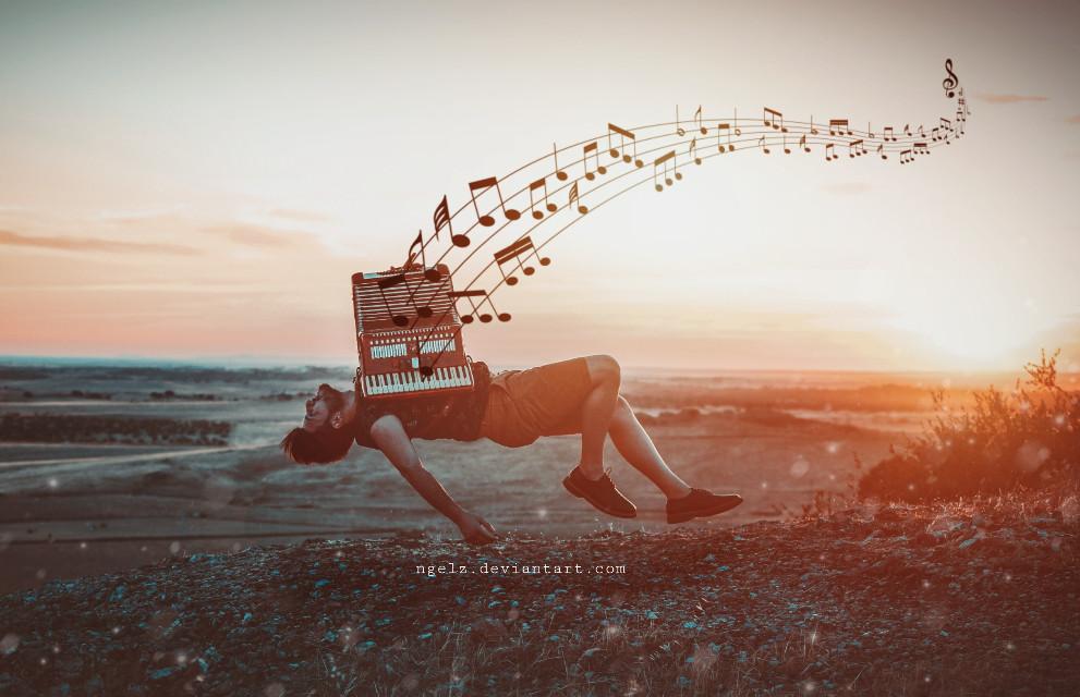 Music from My Heart #editedwithpicsart #remixedwithpicsart #donewithpicsart #unsplash