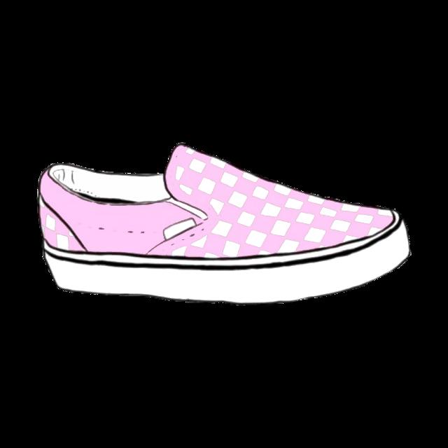 #vans #pink #skate #vansoffthewall #vsco #pinkvans #drawvans #drawshoes