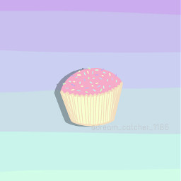 freetoedit aesthetic theme cupcake purple