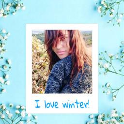 freetoedit artist remixme winter cute