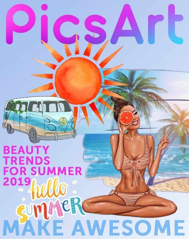 #freetoedit #summer #girl