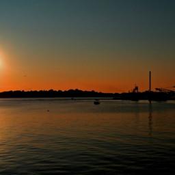 freetoedit view ocean beach sunset