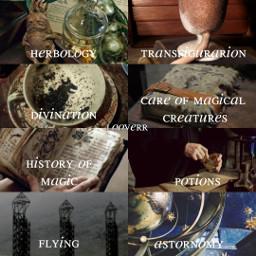 subject hogwarts hogwartssubjects charms potions