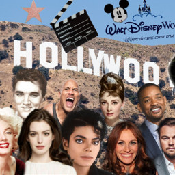 freetoedit hollywood hollywoodsign hollywoodstar stars irchollywood