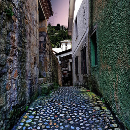 street stone photography facades travel