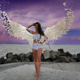 freetoedit wingsofanangel my