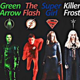 cw arrow arrowcw arrowseason8 arrowseasonfinal dccomics freetoedit