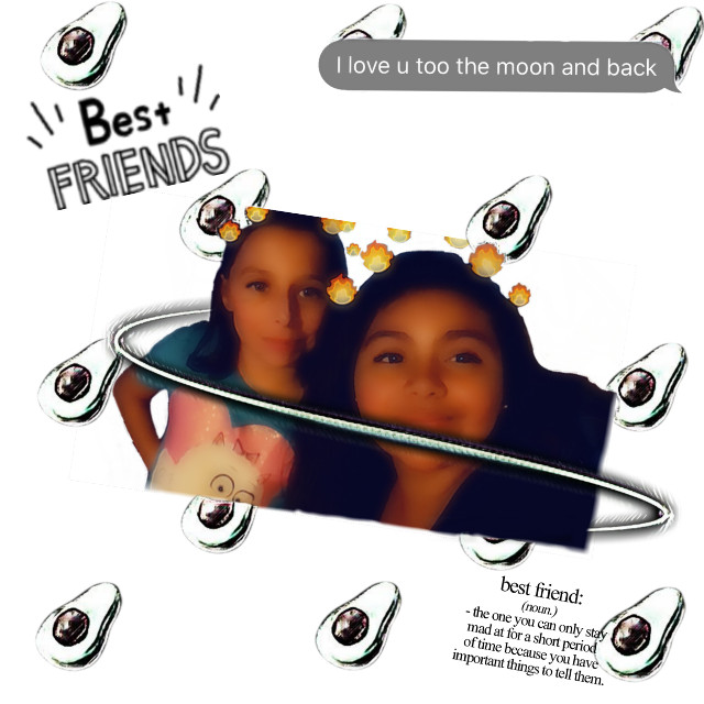 Idk what I will do without this girl. Ily to the moon and back and I hope you know that. #besties #bsf #bsf4l #bsff #bff #bestfriendforever #bestfriends ❤❤