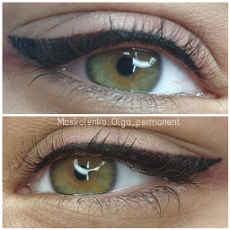 freetoedit tattooday makeupartstudioolga permanentmakeup permanenteyeliner