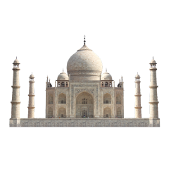 tajmahal india mausoleum monument freetoedit