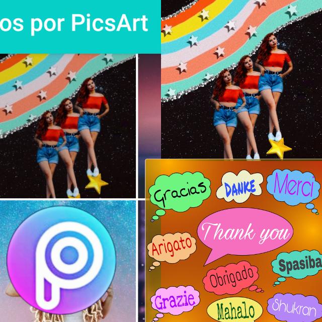 #freetoedit #picsart #gracias #thanks @picsart