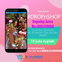 dropnshop dropnshopstrategi dropnshopsukses dropnshoptopbanget