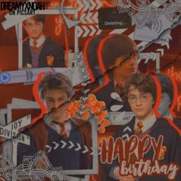 harrypotter jkrowling happybirthday   • happybirthday