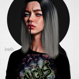 freetoedit girl rude graffiti piercing ircitsaugust