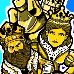 chess pawn khight queen wizard dcchess