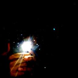 moon man standingalone reflection freetoedit