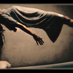 chuckclark freetoedit levitate levitation nightmare
