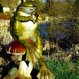 bensonsculpturepark colorado frogs freetoedit