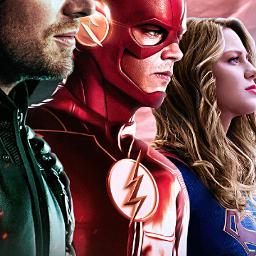 freetoedit arrow the flash supergirl