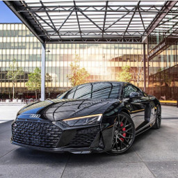 audi audir8 car cars duhok freetoedit