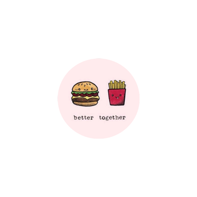#buger#frenchfries