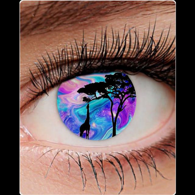 #galaxy #animals #beautiful #eye