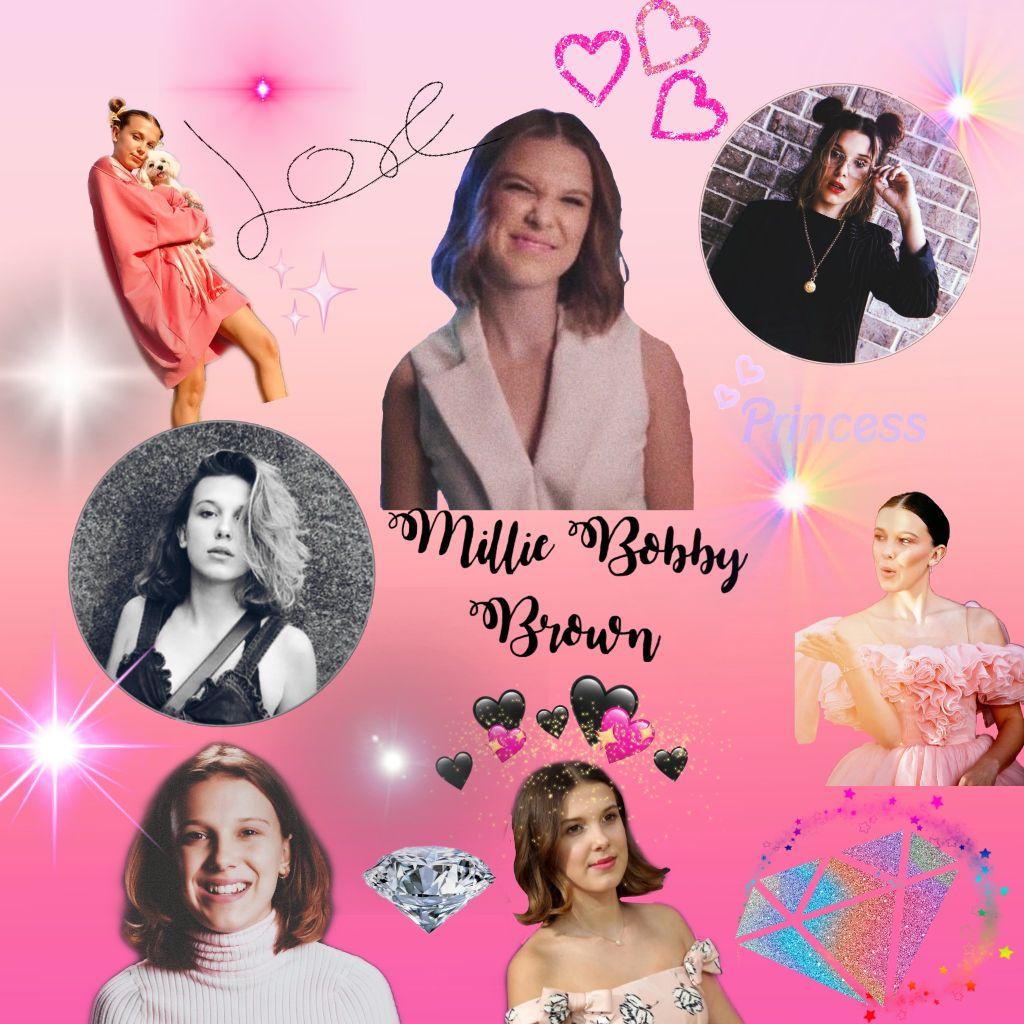 #milliebobbybrown