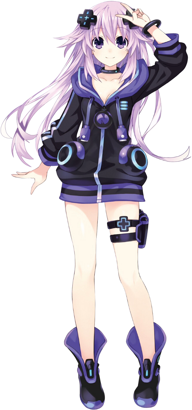 #neptune#hyperdimensionneptunia#purpleheart#animegirl#anime