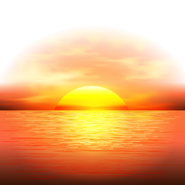 #ftestickers #sea #clouds #sunset