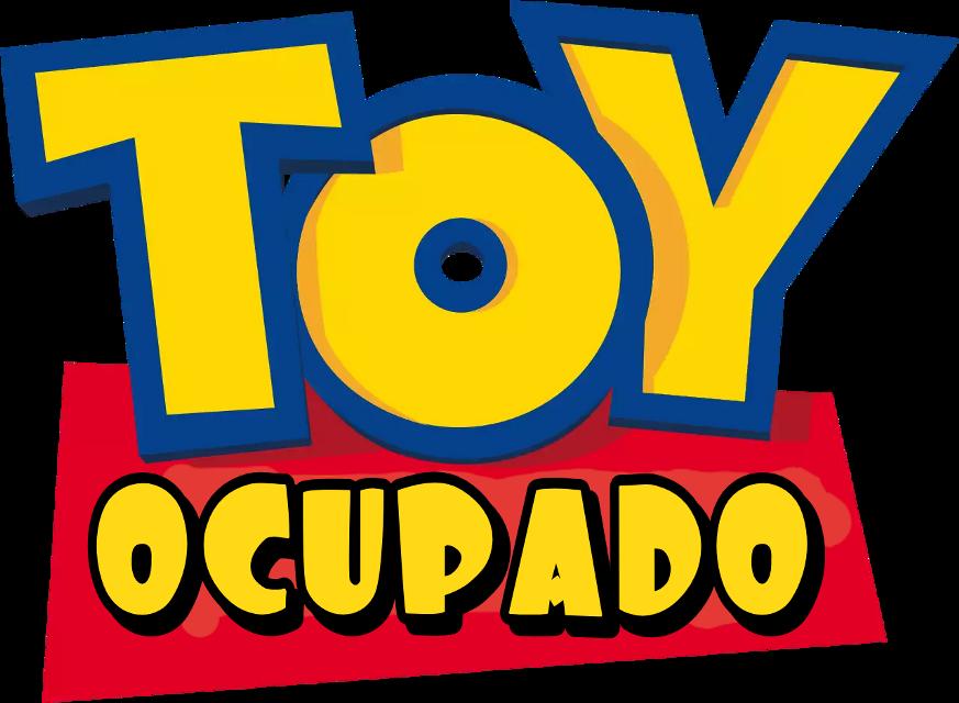 #Stickers #ToyStory #EstoyOcupado
