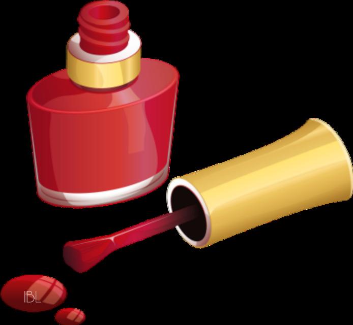 #red #nailpolish #bottle
